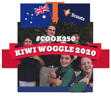 Kiwi Woggle 2020